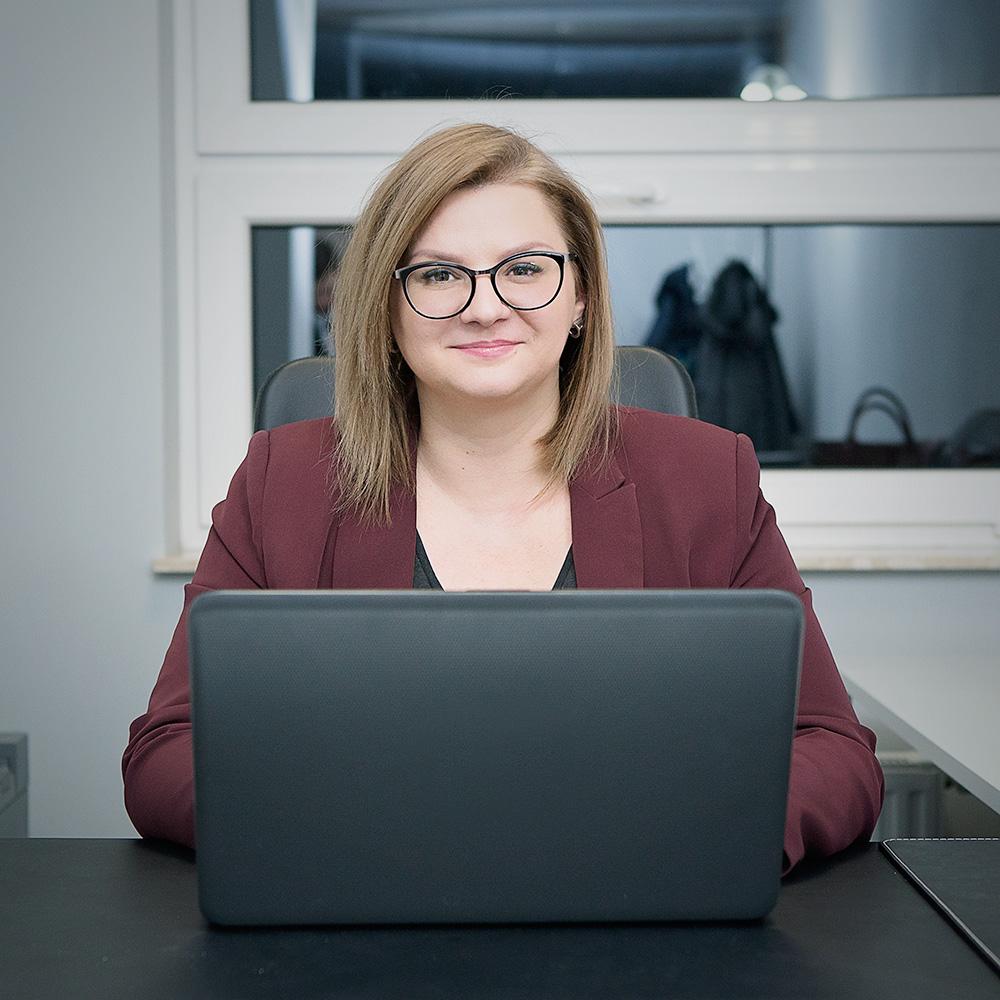 Radca prawny Joanna Płaza-Kowalczyk
